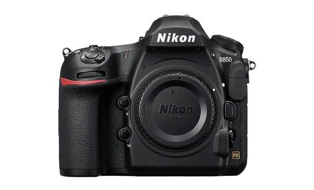 Découvrez le nombre de fois que l'obturateur mécanique et électronique du Nikon D850 a été déclenché