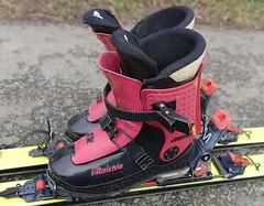 Prodám skialpové boty Reichle 8-8,5 - titulní fotka