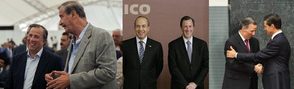PÁG. 2 (2). Meade Kuribreña, con Zedillo, con Fox, con Calderón y con Peña Nieto, cualquier trinchera es buena para servir a la oligarquía y perjudicar al pueblo de México.