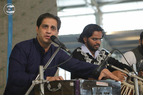 Devotional song by Puneet Batra
