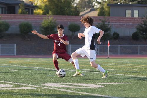 Boys Soccer: MVHS VS Santa Cruz HS