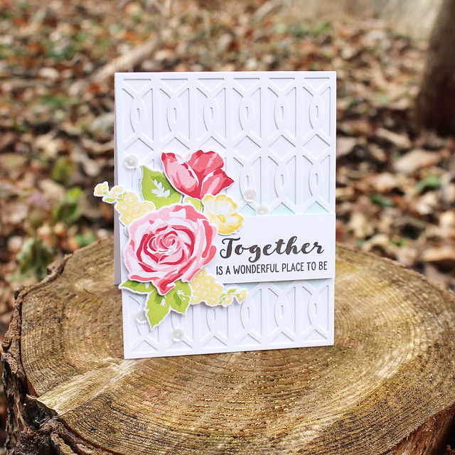 Lizzie Jones - Together Card