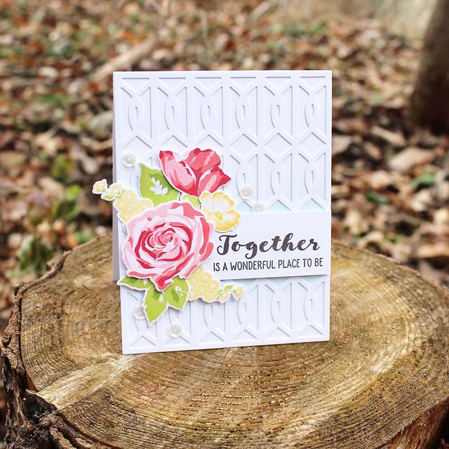 Lizzie Jones - Together Card