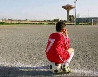 calcio bambino