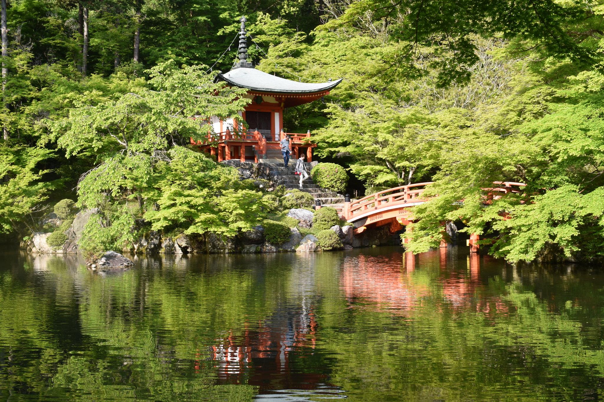 醍醐寺(Daigoji-temple)