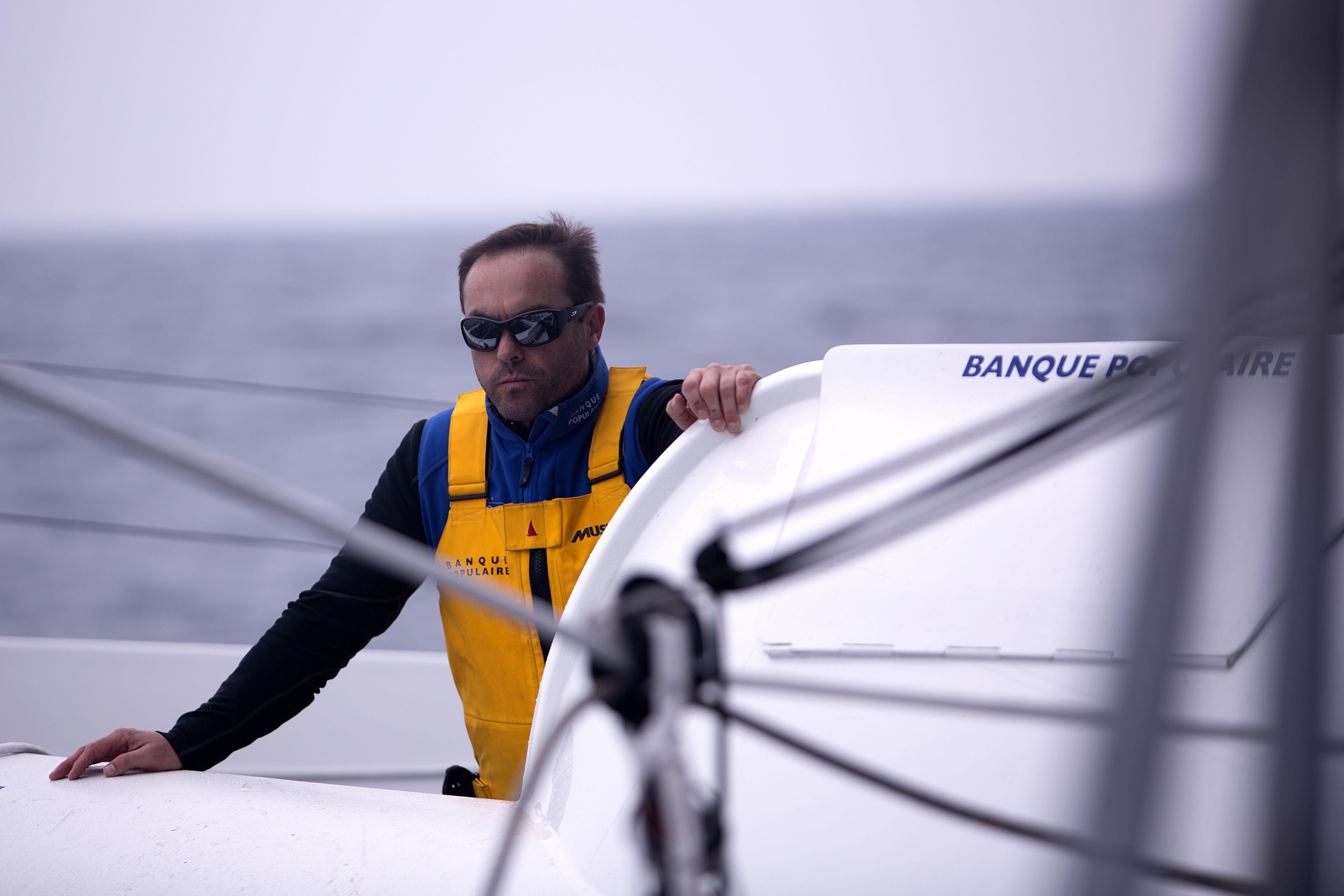 Navigations Maxi Banque Populaire IX