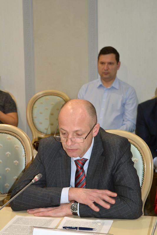 Александр Орешкин, союз издателей НАИ