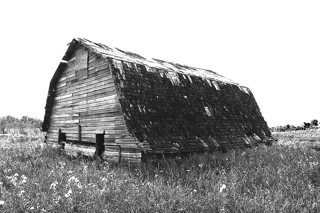 Old Prairie Barn_7055