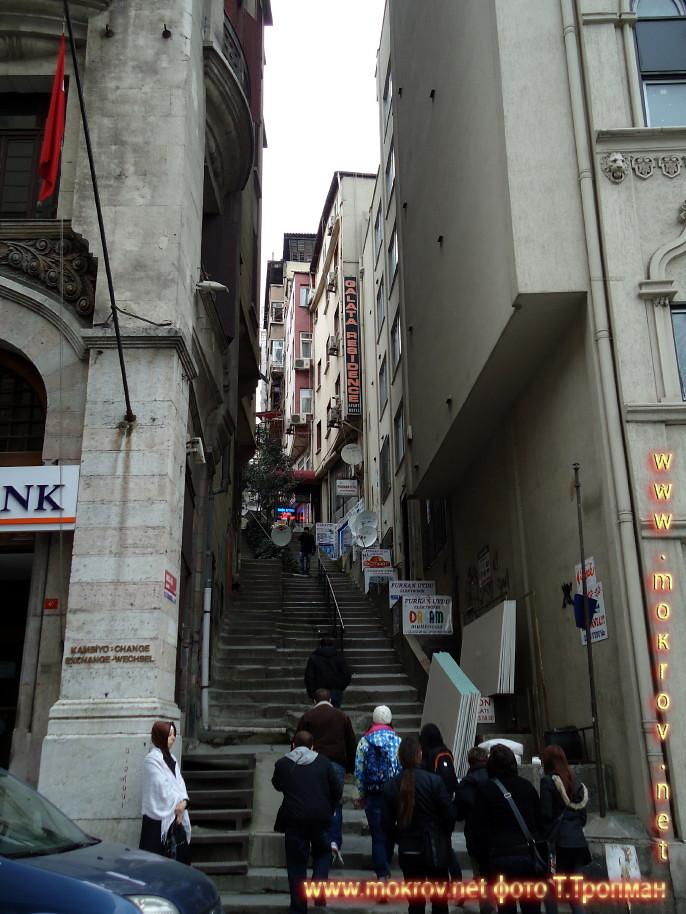 Город Стамбул — Турция и фотограф