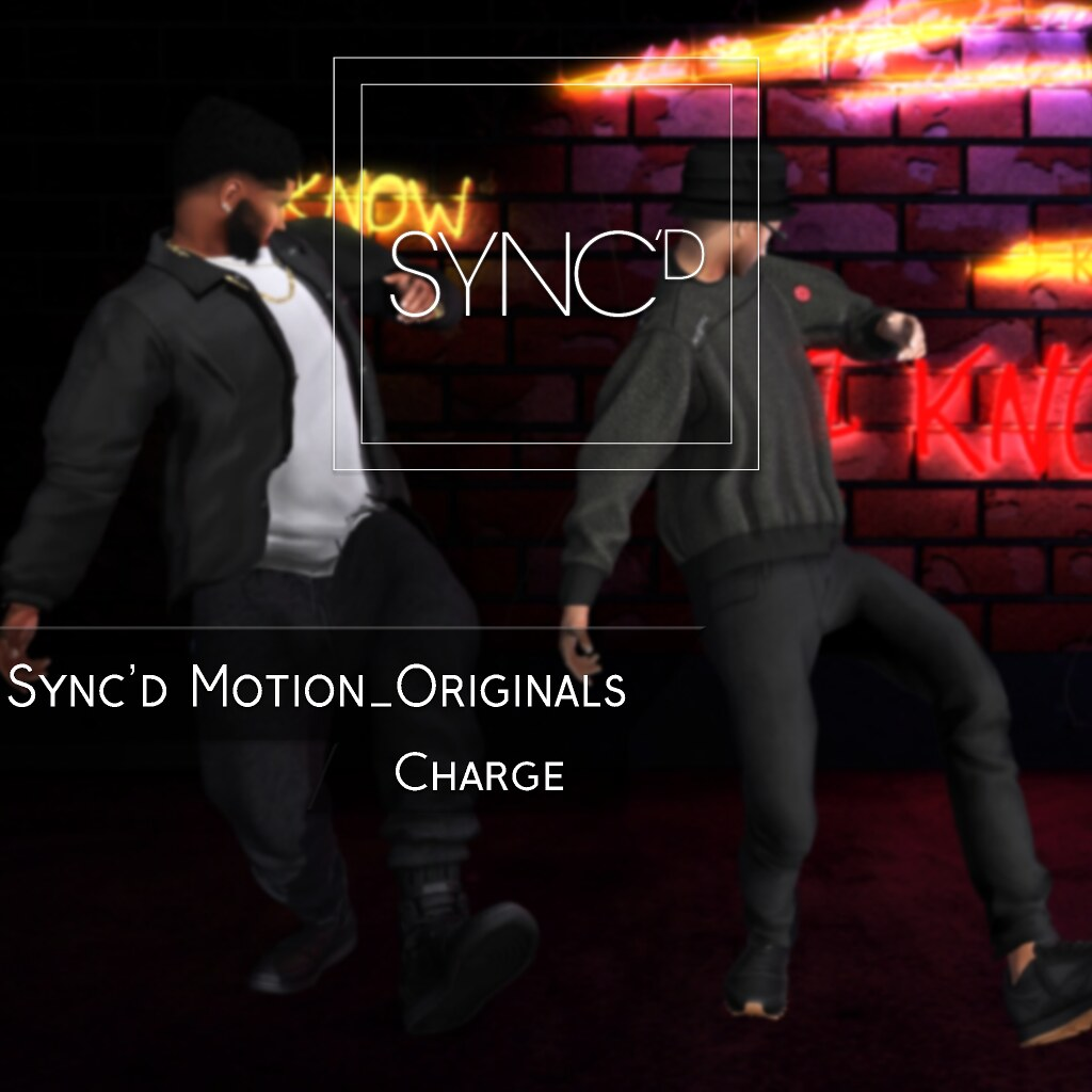 Sync'd Motion__Originals - Charge