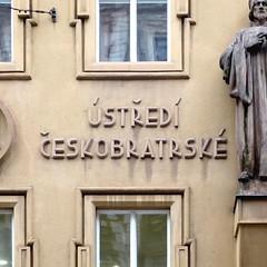 #dum #cirkev #ceskobratrska #evangelicka #Prague #Praha #Czechia #CzechRepublic #Cesko #church #lutheran #protestant #foundtype #street #type #streettype #streettypography #typespotting #letterspotting #typography #letters #lettering #design #graphicdesig