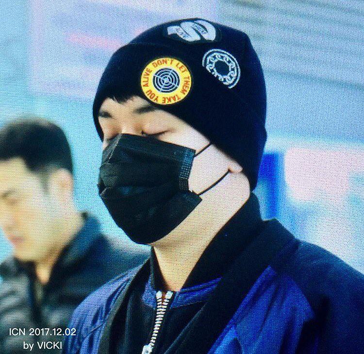 BIGBANG via GottaTalk2V1212 - 2017-12-02 (details see below)