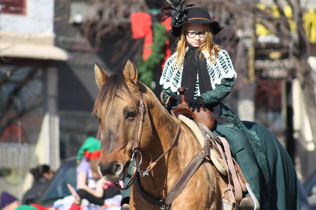 Lawrence Christmas Parade 6