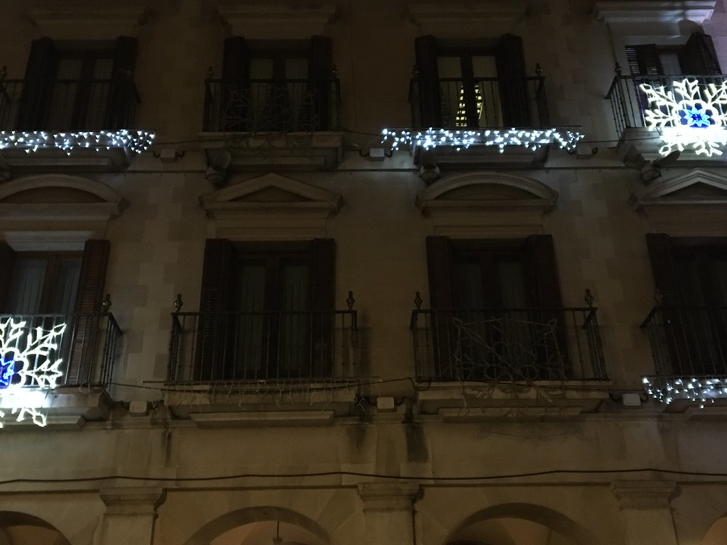 Fallos Luz Navidad
