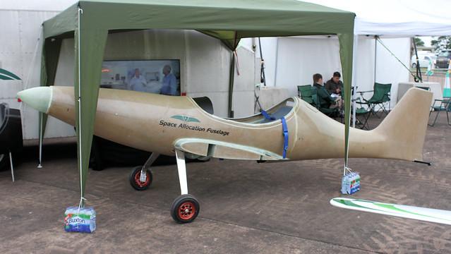 Electroflight P1e test