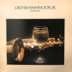 GROVER WASHINGTON, JR.:WINELIGHT(JACKET A)