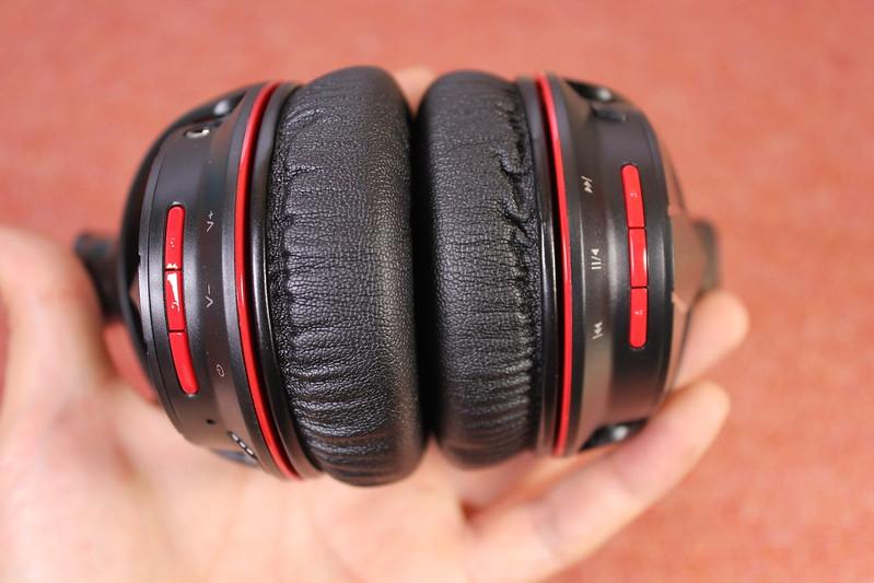 Bluetooth ヘッドフォン HD501 開封レビュー (17)