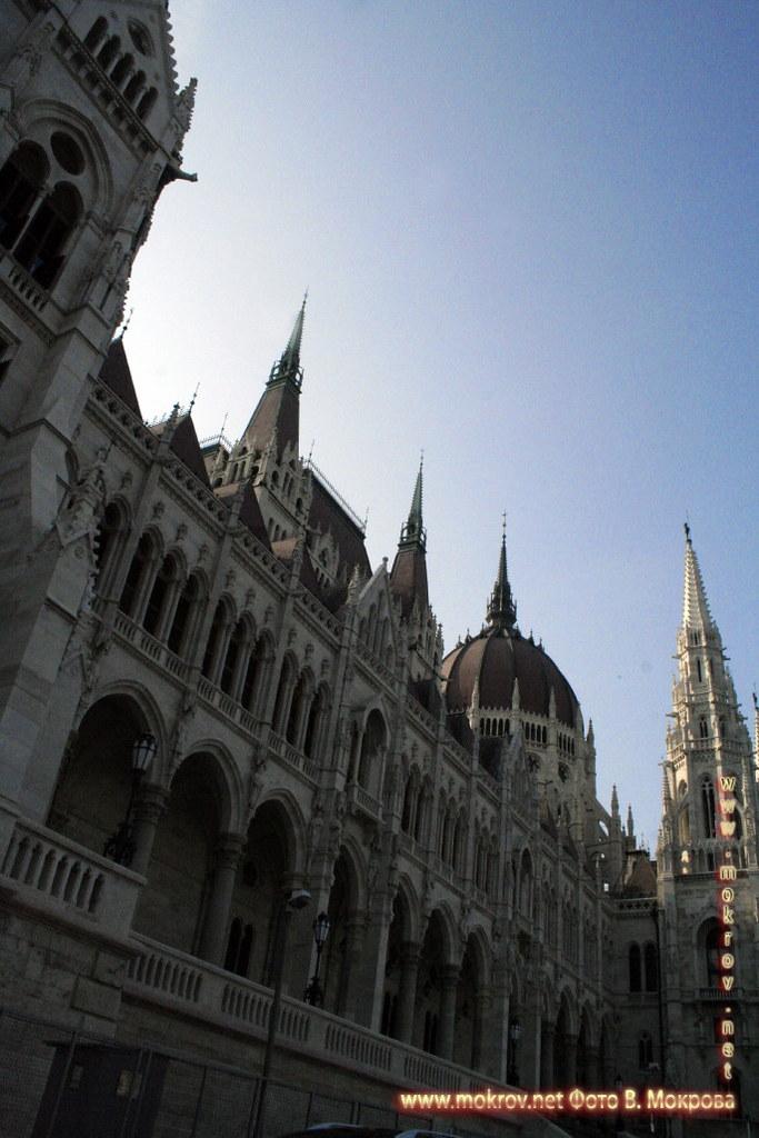Столица Венгрии - Будапешт фотозарисовки,