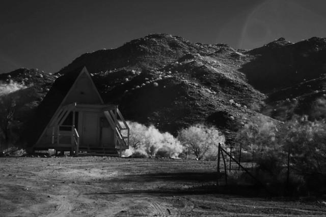 Infrared landscape four, Nikon D3300, AF-S DX VR Nikkor 18-55mm f/3.5-5.6G II