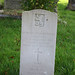 Grave of Leopold Jules Van de Venne, St Mary's Church, Almondsbury, Gloucestershire
