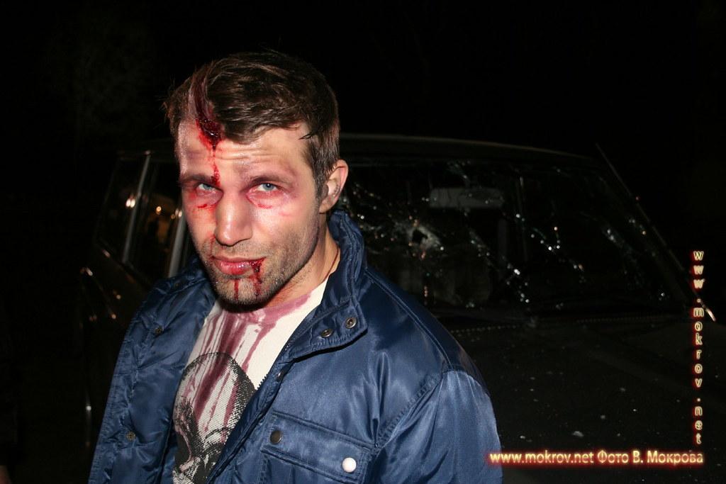 Актер Тимур Ефременков,