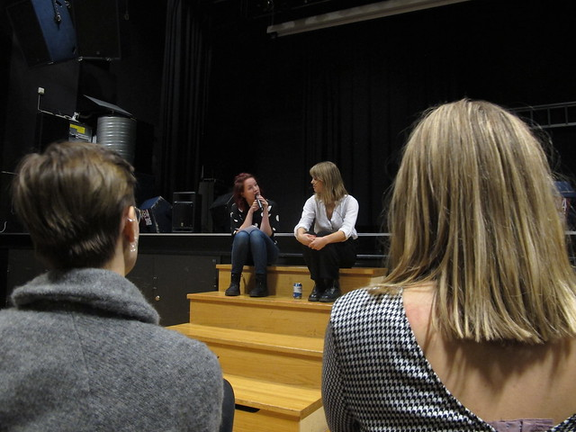 sunday, bokbönorna on tour, author talk with flora wiström, malmö