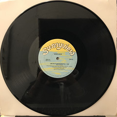 NEWCLEUS:JAM ON IT(RECORD SIDE-B)
