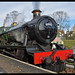No 6990 Witherslack Hall 18th Nov 2017 Great Central Railway Last Hurrah Gala