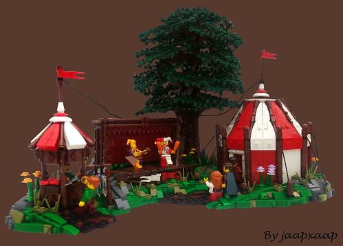 CCC - Medieval Circus