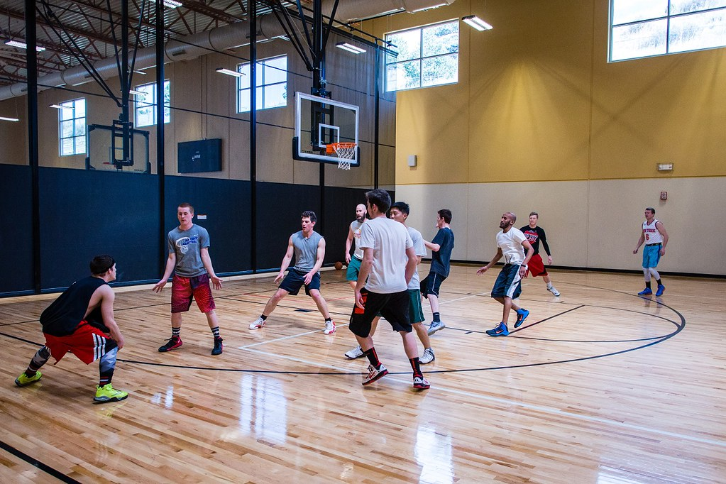 Intramural Sports - Gallogly Recreation and Wellness Center