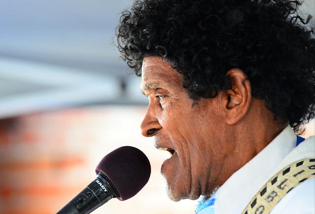 Blues Musician Robert