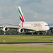 Airbus A380, A6-EOP, Emirates.