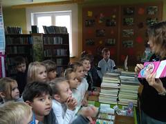 Z wizyt� w bibliotece
