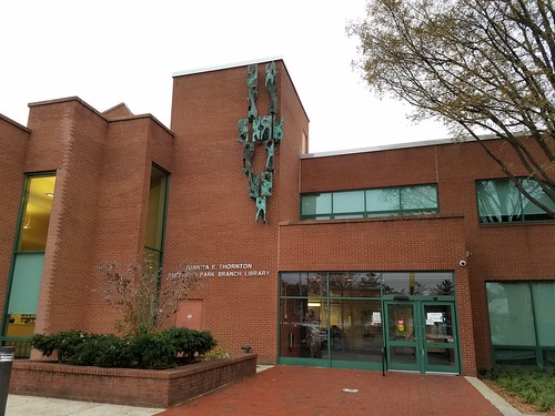 Juanita E. Thornton Shepherd Park Branch Library