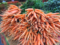 Carrot collection