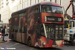 Wrightbus NRM NBFL - LTZ 1004 - LT4 - Coca-Cola - Victoria 38 - Arriva London - London 2016 - Steven Gray - IMG_5741