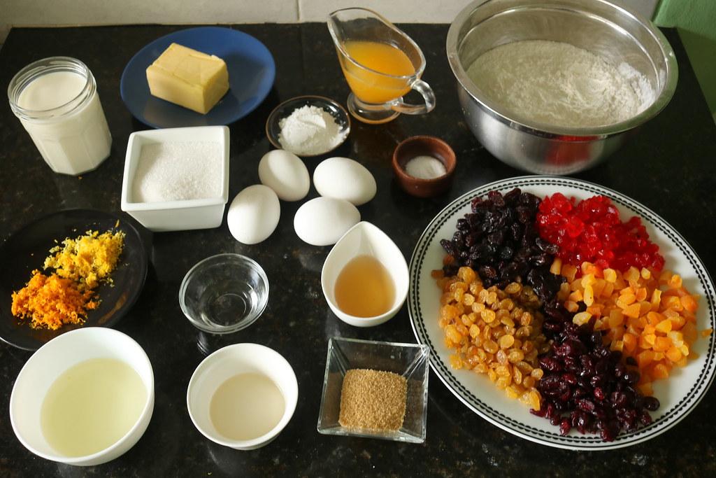 Muffins de Panetone