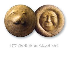 1977 Finnish medal