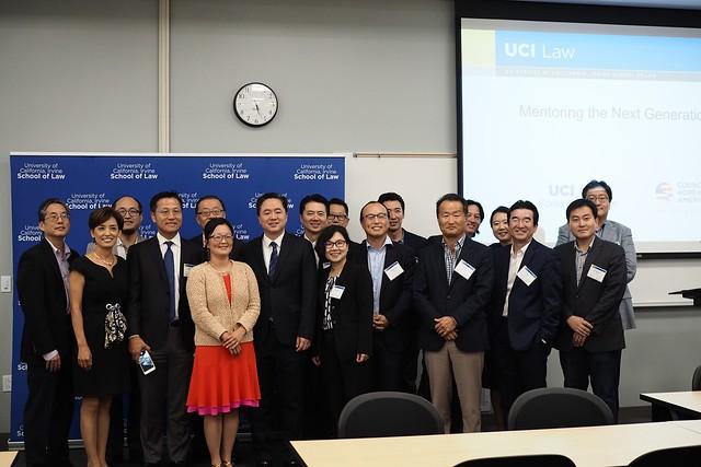 UCI Law-CKA Mentorship Conference