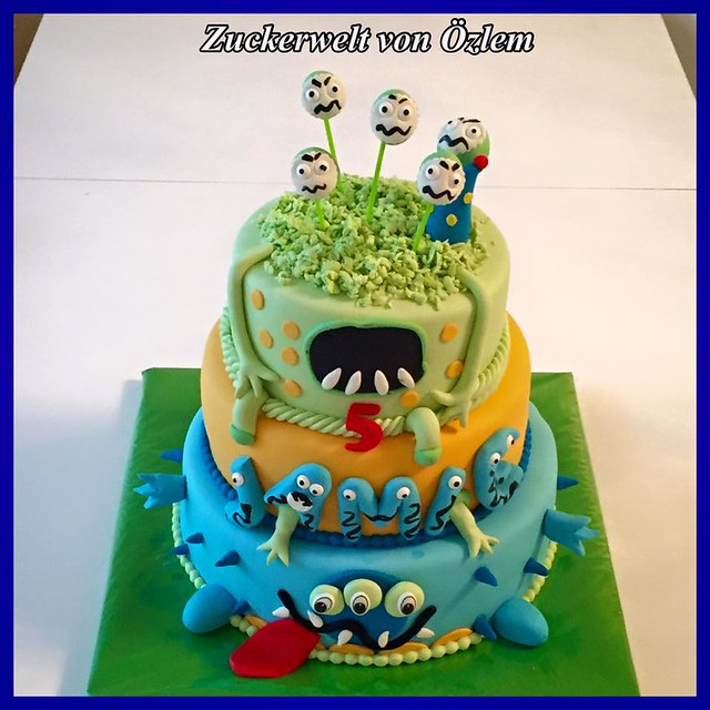 Cake by Zuckerwelt - von Özlem Berlin
