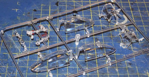 North American P-51D Mustang, Airfix 1/48 38289654561_8e093e16a8