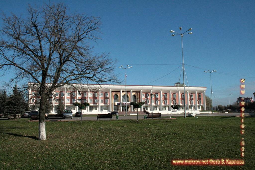 Город Чехов