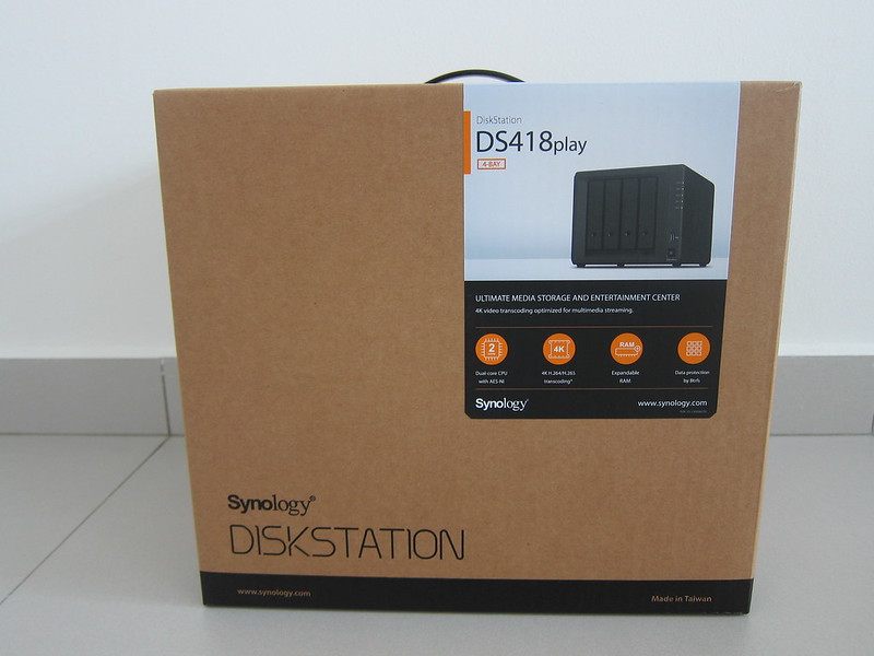 DS418play - Box Front