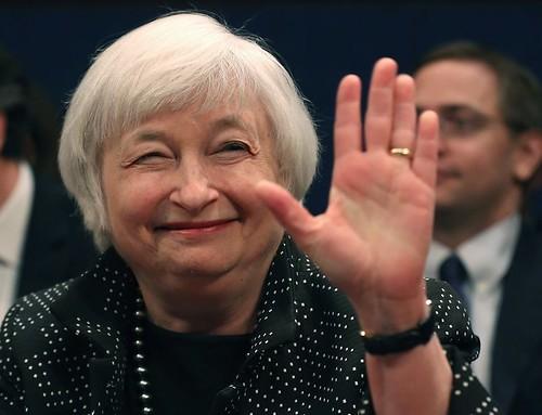 Fed, Yellen lascia con un'ultima stretta monetaria.
