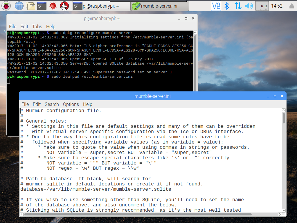 Create Your Own Home Intercom Using Raspberry Pi And Mumble