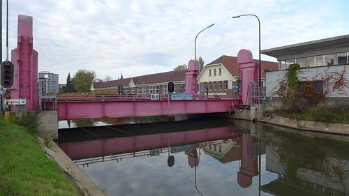 Oude Kaaibrug, Ninove