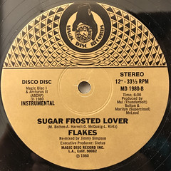 FLAKES:SUGAR FROSTED LOVER(LABEL SIDE-B)