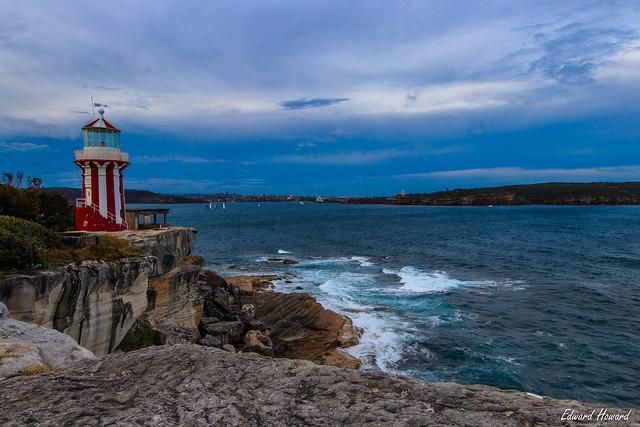 Hornby Lighthouse, South Head Sydney