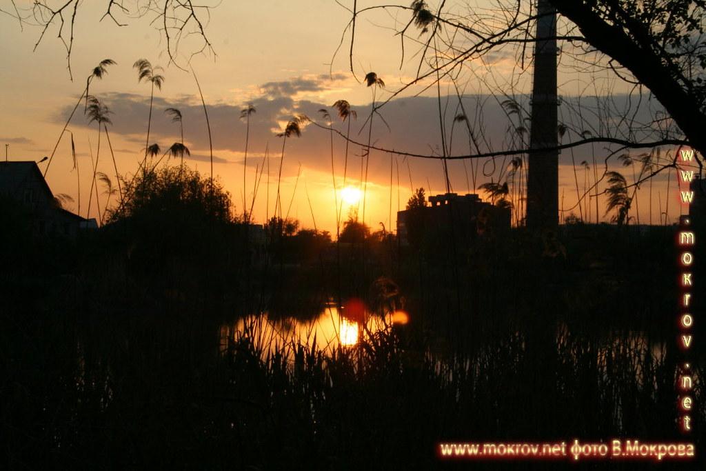 Закат фотографии