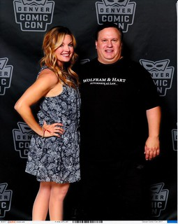 actress Clare Kramer (Glory on Buffy)